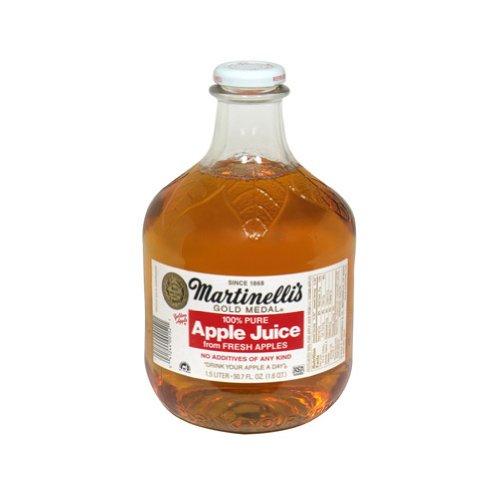 Martinelli Apple Juice44; 1.5 Lt44; Pack Of 6 Martinelli's 29149