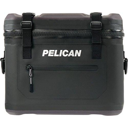 Pelican Elite Soft Cooler (12 Can), Black