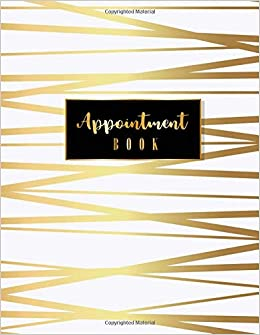 appointment book 2019 calendar year planner 52 weeks daily planner