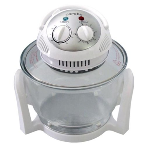 Carbon convection Oven Co-Robo corobo (white) CKY-19Q non-oil fryer JPN improt by Co-Robo