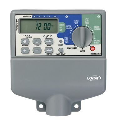 Orbit 27954 Pocket Star 4Station Plus Indoor Controller by Orbit
