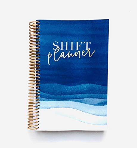 (2019 Shift Planner - Goal Oriented Motivational Passion Planner)