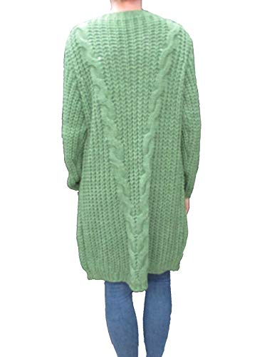 Italy Italy Khakigr Cardigan Cardigan Donna Donna w6qHP