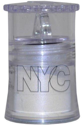 (Pack 2) N.Y.C. Sparkle Eye Dust Shimmering Brush-On Eye Color, Opal Sparkle 891A
