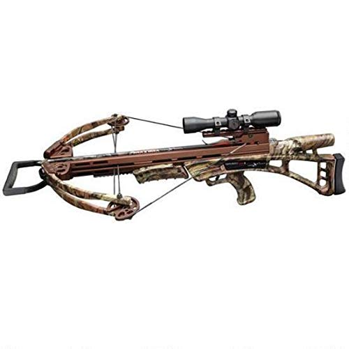 Cheap Carbon Express Covert CX1 Crossbow Kit (185-Pounds, Camo)