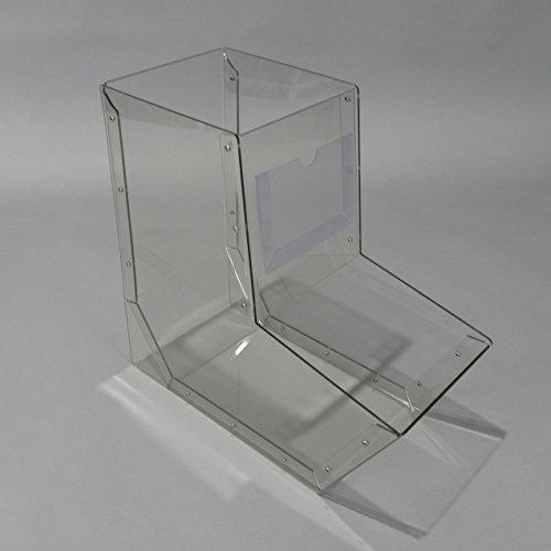 Mueble gris de 100 cm con dispensadores a granel: Amazon.es: Industria, empresas y ciencia