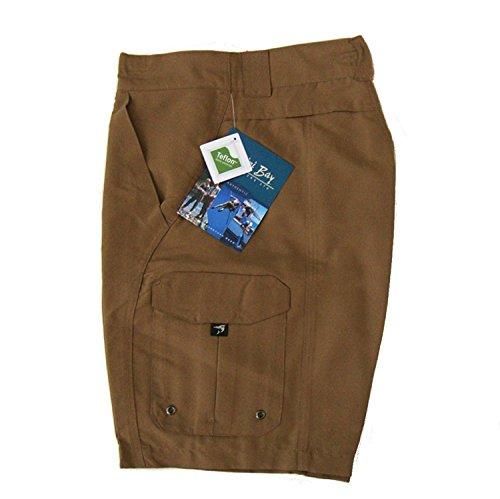 Bimini Bay Outfitters Men's Marquesa Performance Nylon Short Khaki 34