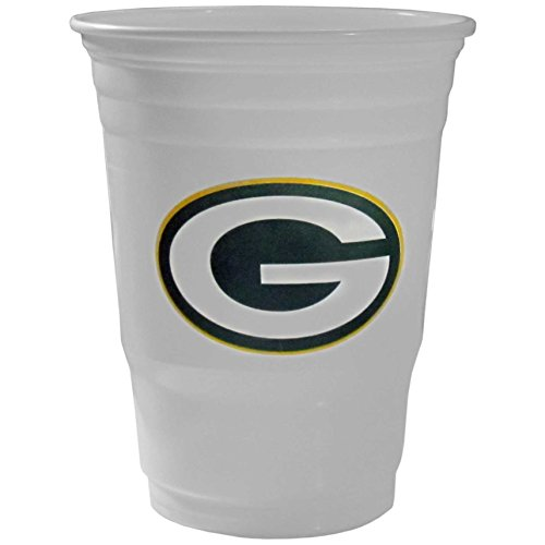 NFL Green Bay Packers Game Day Cups (18-Ounce,