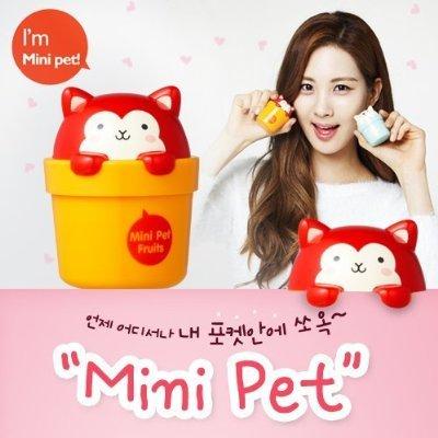 Pets Mix ([The Face Shop] Lovely Mix Mini Pet Perfume Hand Cream #2 Sweet Fruits)