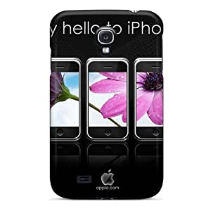 Hot Snap-on Hello To Iphone Hard Cover Case/ Protective Case For Galaxy S4