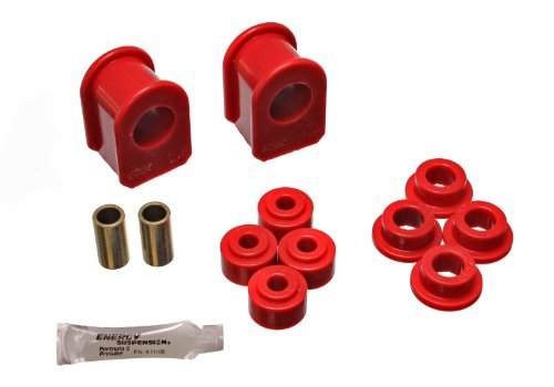 Energy Suspension 4.5103R 1'' Front Stabilizer Bushing for Ford 4WD by Energy Suspension