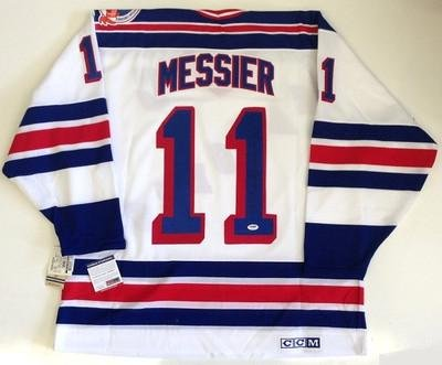 b088f359c8c Image Unavailable. Image not available for. Color  Signed Mark Messier  Jersey - 1994 Stanley Cup Ccm ...