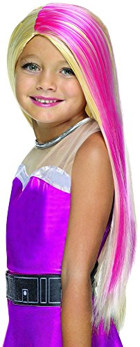 [Rubie's Costume Barbie Princess Power Super Sparkle Child Wig] (Super Sparkle Costume)