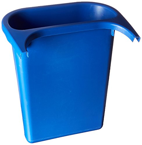 Rubbermaid RCP295073 Wastebasket Recycling Side -