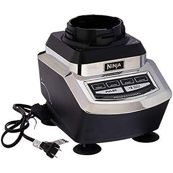 Amazon.com: Ninja Blender Motor BL700 BL701 NJ600 NJ602 1200 ...