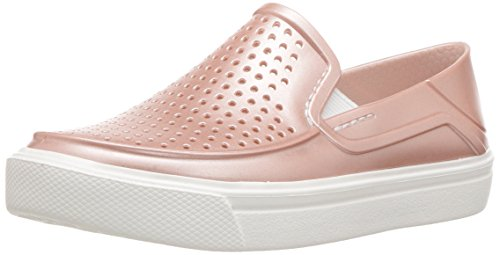 Image of Crocs Kids' CitiLane Roka Metallic Slip-On