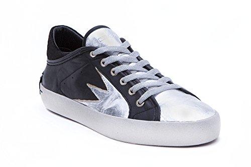 AI17 SNEAKER BLACK CRIME 20 25013 DONNA scarpe xYZxpPqF