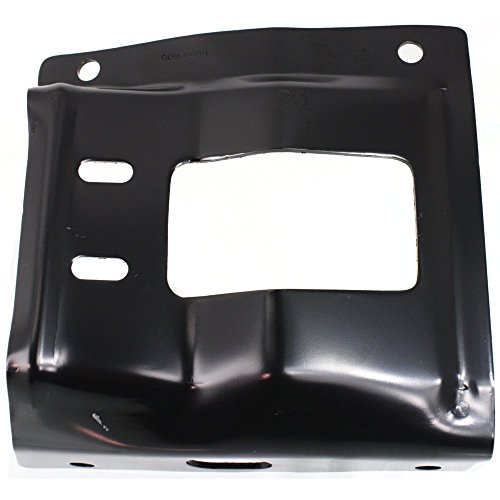 Bumper Bracket compatible with Ford F-Series Super Duty 08-10 Front Plate Mounting Steel Right Side