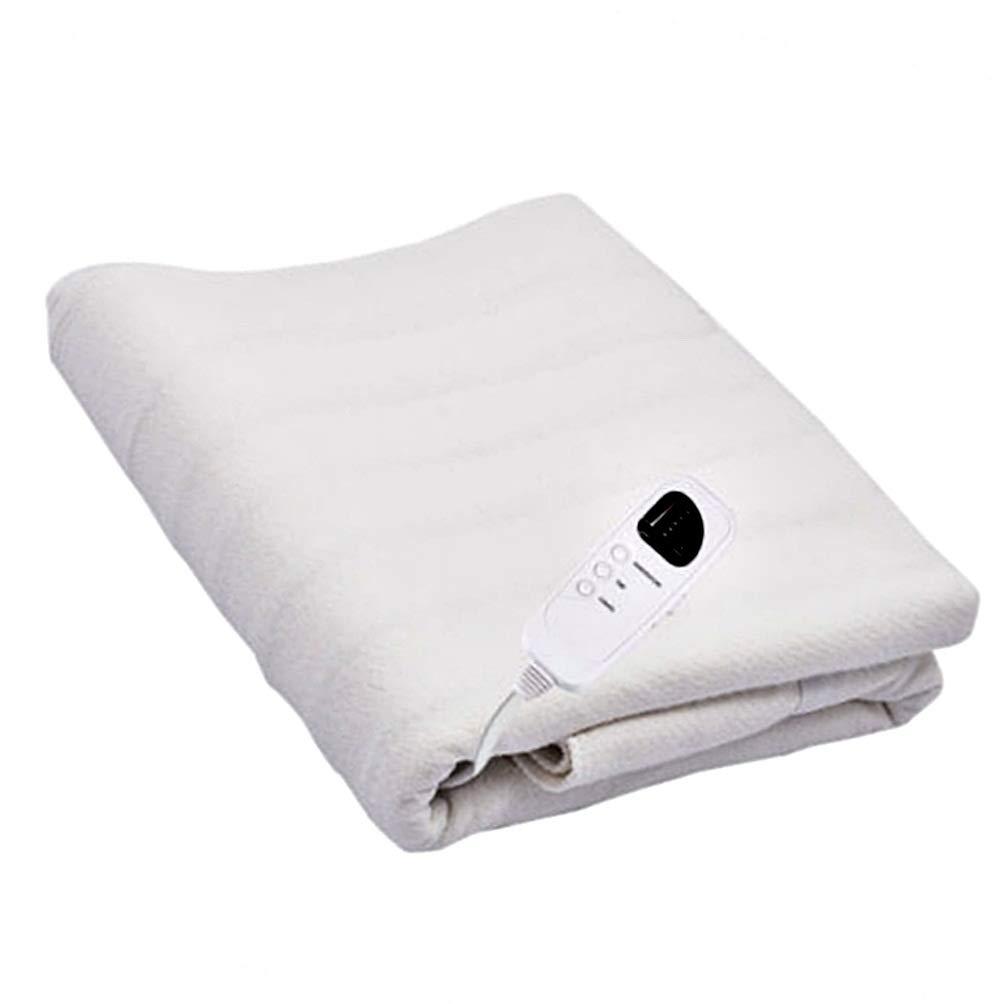 Allbest2you Digital Table Massage Warmer Pad Heat Settings Fleece Auto Overheat Protection