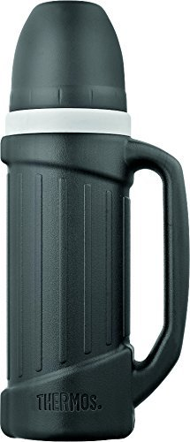 Thermos Floating Flask, Stainless Steel, 1.0 Litre by Thermos (Best Thermos Flask Uk)