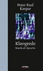 Klangrede: Musik als Sprache