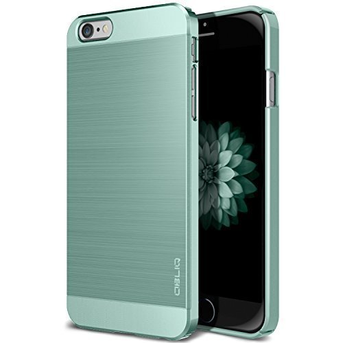 iPhone 6S Plus Case, OBLIQ [Slim Meta] [Metallic Mint] Premium Slim Fit Thin Armor All-Around Shock Resistant Polycarbonate Metallic Case for Apple iPhone 6S Plus (2015) & iPhone 6 Plus (2014)