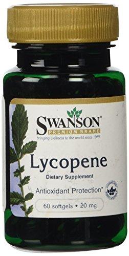 Swanson Lycopene 20 60 Sgels