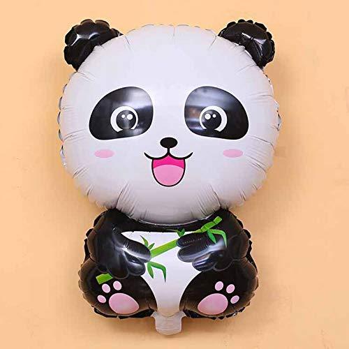 Amazon.com: Panda Happy Birthday – globos de papel de lija ...