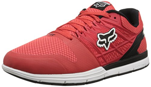 887537904175 - Fox Men's Motion Elite 2 Athletic Shoe, Red/Black/White, 9 M US carousel main 0