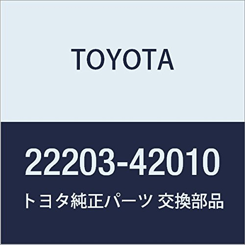 Toyota 22203-42010 Dash Pot Sub Assembly by Toyota