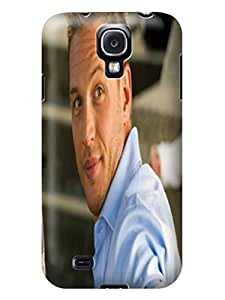 Cool Tom Hardy fashionable Series Lightweight Waterproof TPU Protection Case Covers for Samsung Galaxy s4
