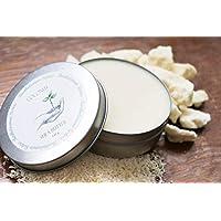 Handmade Coconut Shea Butter Vegan Body Butter, 4 oz