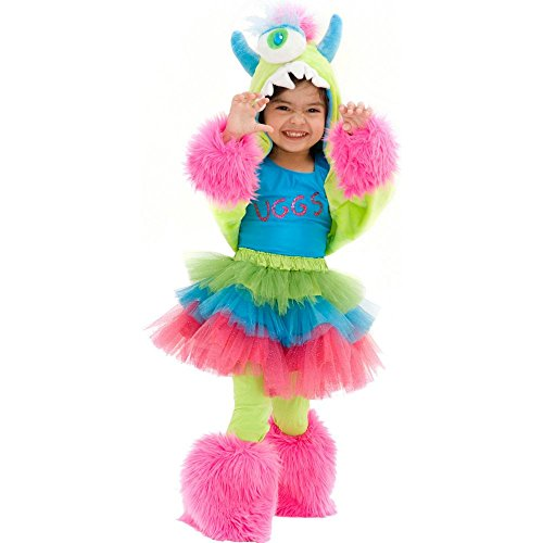 Princess Paradise Toddler Uggsy Monstar Set-One Size