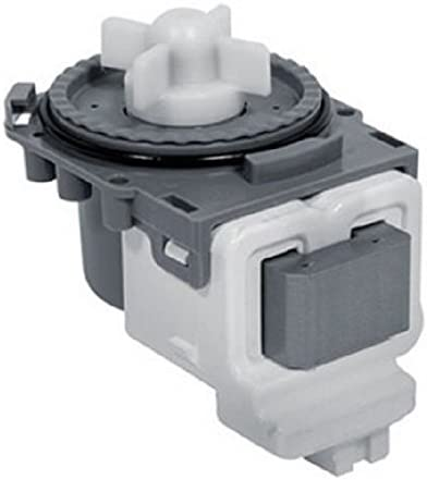 Indesit–Bomba de desagüe de a conector para Lava secadora Indesit