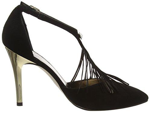Unisa Vando_ks, Zapatos de Baile Salón para Mujer Negro