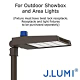 J.LUMI YCA1008 Twist Lock Photocell for Outdoor
