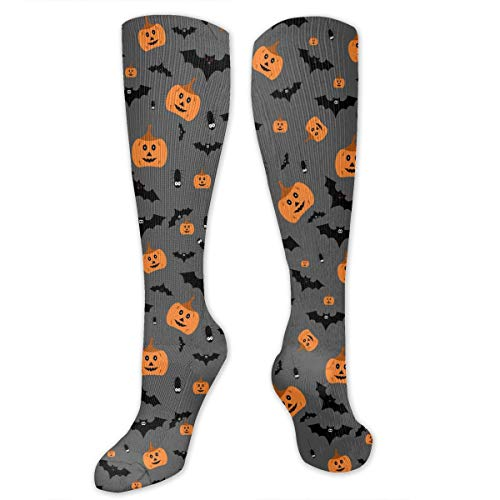 Niwaww Halloween Compression Socks for Women and Men - Best Medical,for Running,Nursing,Hiking,Varicose Veins,Circulation & Recovery -