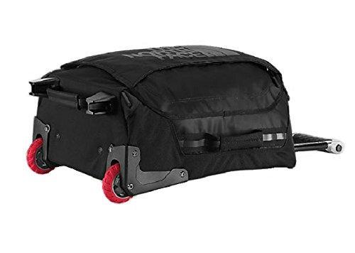 The North Face Rolling Thunder 22 Laptop Rollkoffer, 49 cm, 40 liters, Schwarz (Tnf Black)