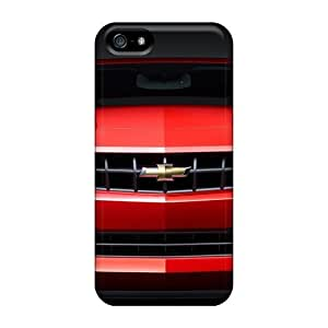 Anti-scratch Case Cover FollowHeart Protective 2010 Chevrolet Camaro Rs 6 Case For Iphone 5/5s by mcsharks
