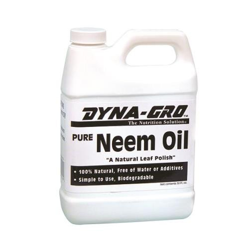 - Dyna-Gro Pure Neem Oil 8 Ounces