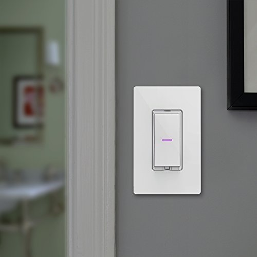 idevices dimmer switch wifi smart dimmer switch no hub import it all. Black Bedroom Furniture Sets. Home Design Ideas