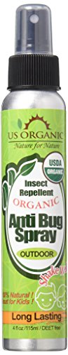 US Organic Mosquito Repellent Certification product image