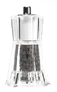 Flare 2 in 1 Combi Pepper Mill and Salt Shaker