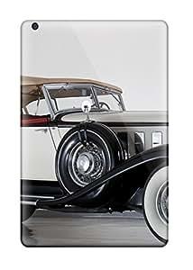 Tpu Shockproof/dirt-proof Classic Cars Cover Case For Ipad(mini/mini 2)