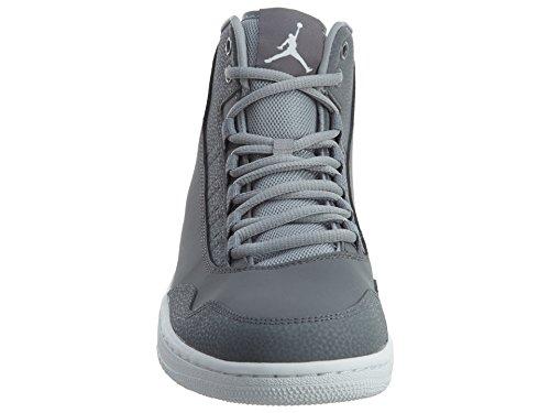 Grey Scarpe Fitness Grey White Nike Grigio Cool da Executive white Uomo wlf Bianco Jordan 7Rqx4wqa