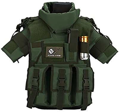 Evike Matrix Tactical Systems High Speed S.D.E.U. Vest - Youth Size