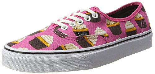 Hot Vans Cupcakes Authentic Night Late Pink txtq4Z8w