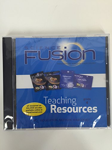 Holt Mcdougal Science Fusion Teaching Resources Grade 4 - Nationwide Fusion