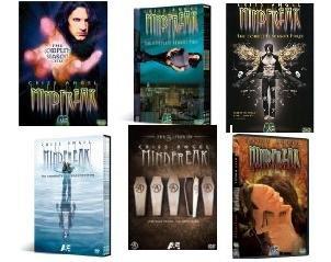 Criss Angel MindFreak: Complete Seasons 1, 2, 3, 4, 5 Lives, & Halloween Special ()