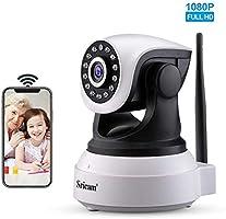 Sricam SP017 Caméra de Surveillance WiFi